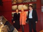 Europaministerin Emilia Müller, RHS, Heidrun Piwernetz