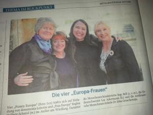 Frauen Europas