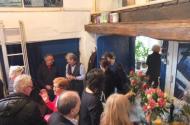 07 Fest zur Verleihung des Bundeverdienstkreuz am Bande. Foto Fellerer
