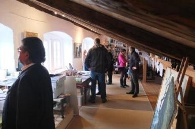 13 Fest zur Verleihung des Bundeverdienstkreuz am Bande. Foto Fellerer