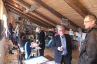 14 Fest zur Verleihung des Bundeverdienstkreuz am Bande. Foto Fellerer
