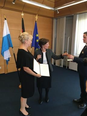 Verleihung des Bundesverdienstkreuz am Bande der BRD am 04.03.2016 02